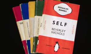 Penguin paperback books