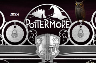 a screen shot from Pottermore
