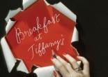 50th Anniversary edition cover of Truman Capote's Breakfast at Tiffany's