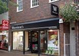 Waterstones store in England
