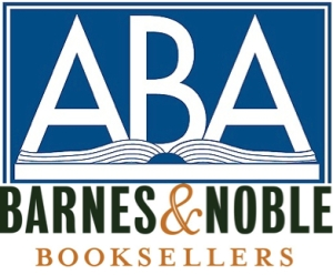 Logos of the American Booksellers Association and Barnes & Noble
