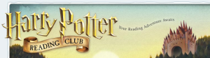 harry potter reading club logo