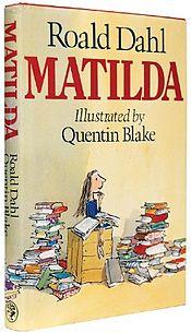 Matilda book cover