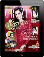 Grazia iPad app