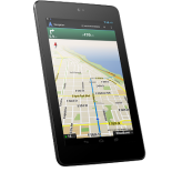 the Nexus 7 tablet