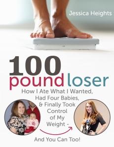 100 pound loser ebook cover